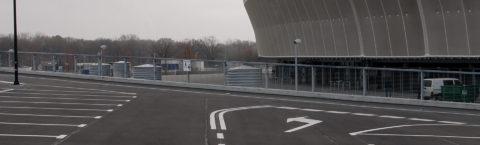 Oznakowaliśmy Wrocławski Stadion!